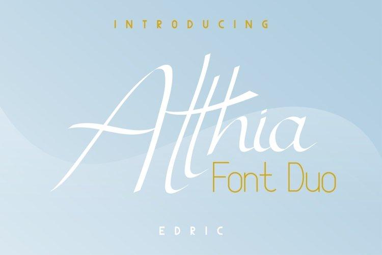Atthia example image 1