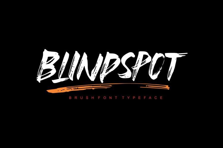Blindspot example image 1