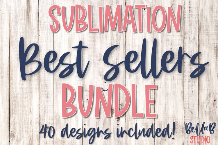 Mega Sublimation Bundle, Sublimation Best Sellers Bundle