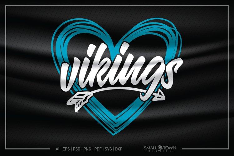 Viking, Viking Mascot, Viking team, Viking SVG example image 1