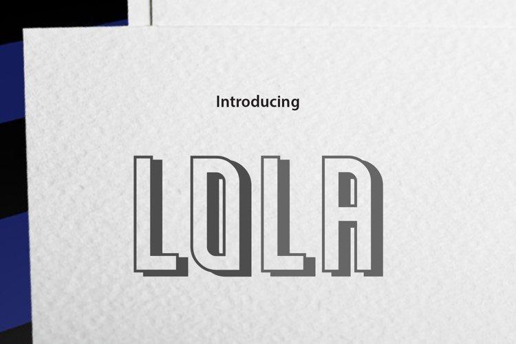 LOLA example image 1