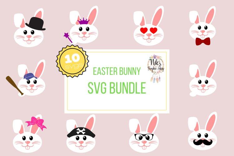 Easter bunny svg, Easter Svg, Bunny Svg, Easter Graphic
