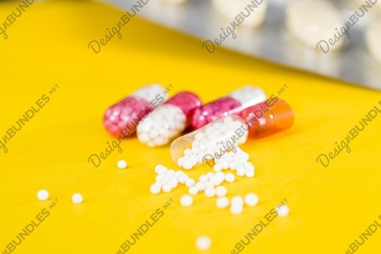 medicines in the form of tablets example image 1