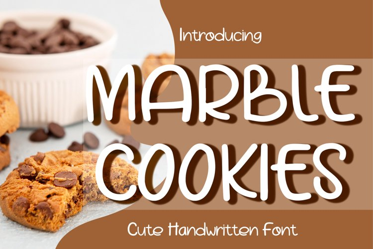Marble Cookies example image 1