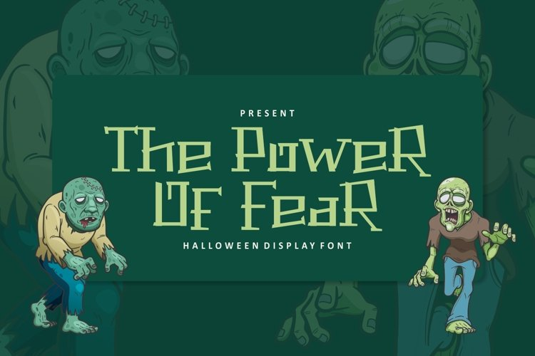 The Power of Fear example image 1