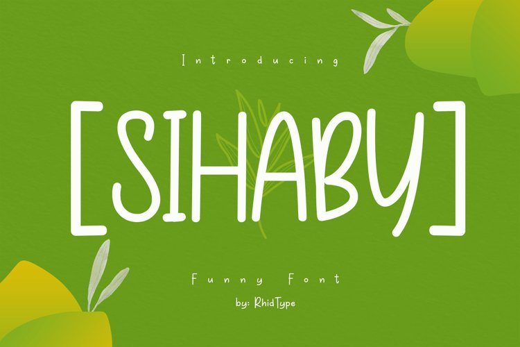 SIHABY example image 1