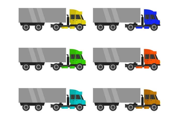 truck icon example image 1