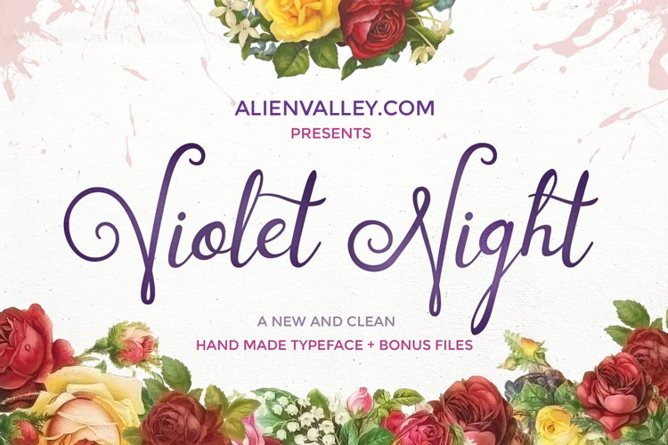 Violet Night example image 1