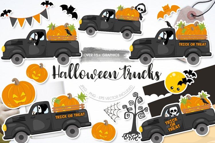 Halloween Trucks example image 1