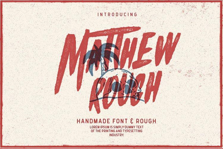 Matthew Rough example image 1