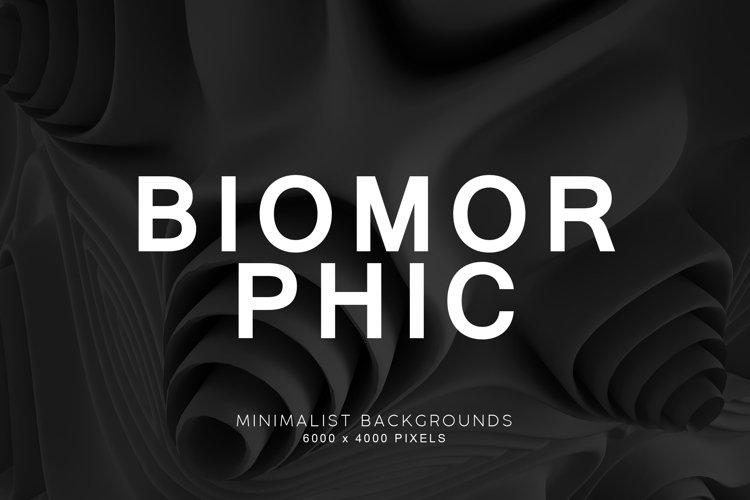 Biomorphic Backgrounds 3 example image 1