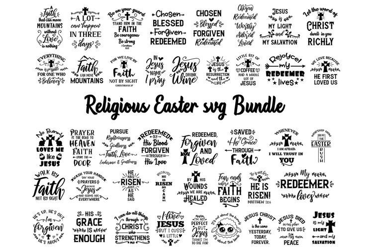 Easter religious svg bundle  Boy Easter svg   Adult Easter