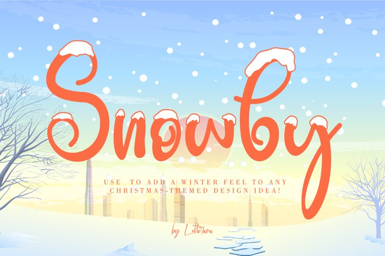 Snowby example image 1