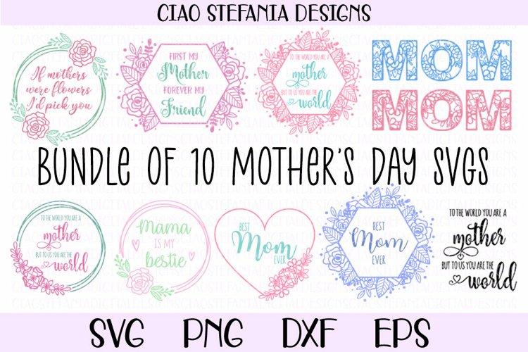 Best Seller Mothers Day SVG Bundle