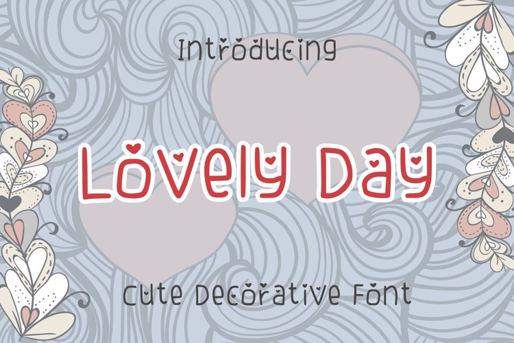 Lovely Day example image 1
