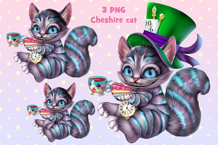 Cheshire cat example image 1