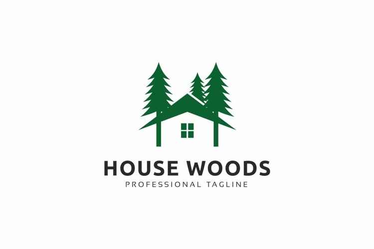 House Tree Logo example image 1