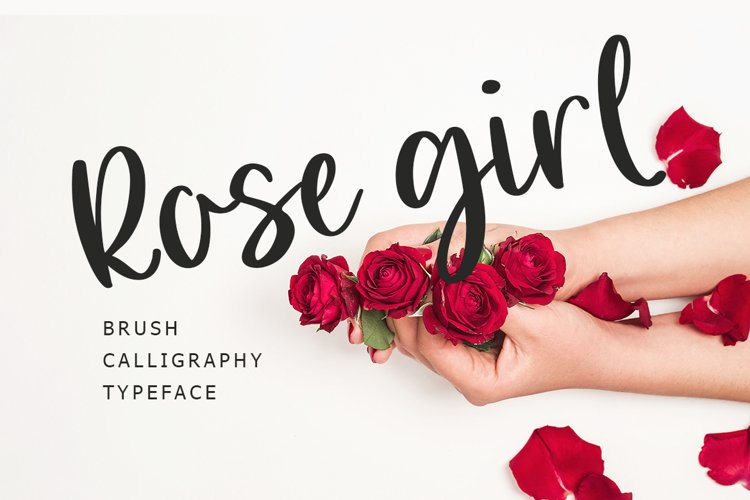 Rose girl example image 1