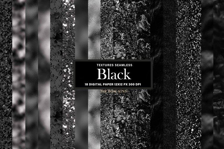 Black digital paper, black background