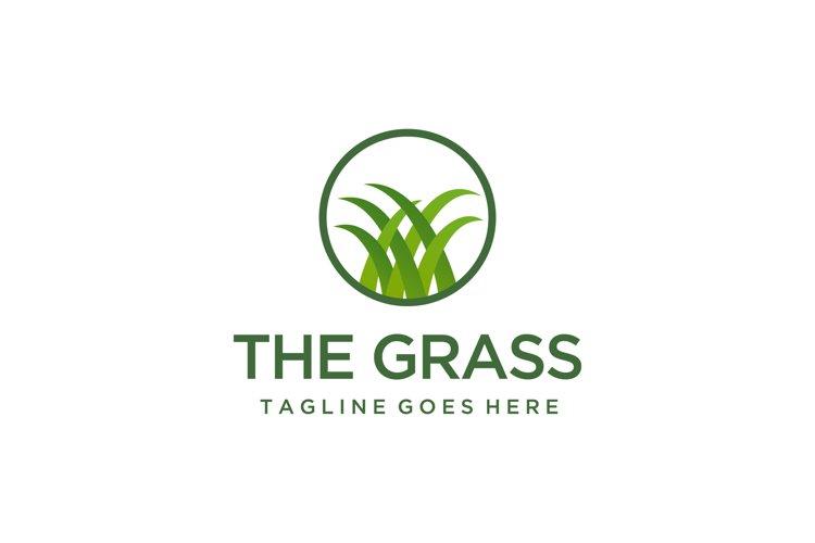 grass logo example image 1