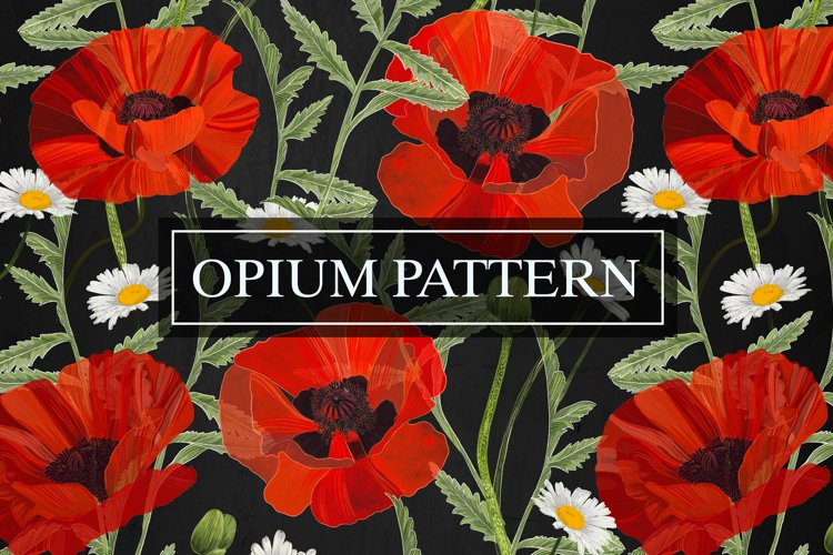 OPIUM PATTERN example image 1