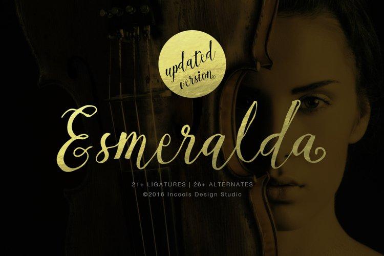 Esmeralda example image 1