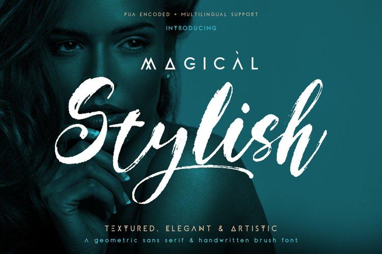 Magical Stylish example image 1