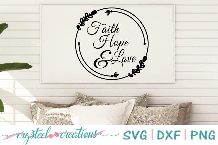 Faith, Hope & Love example image 1