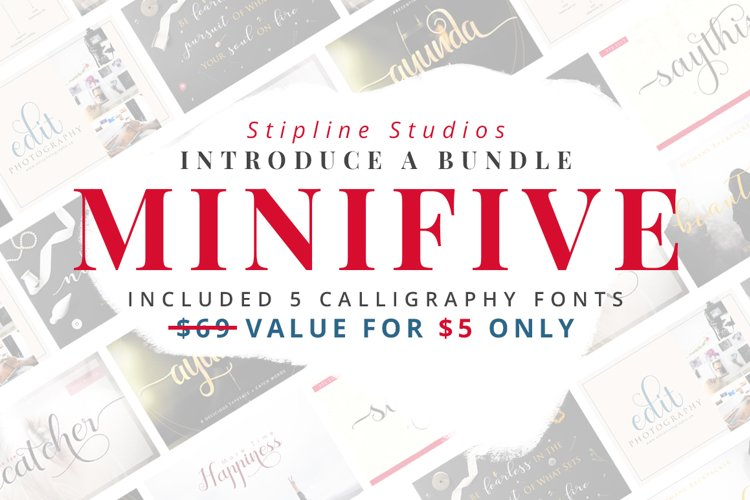 MINIFIVE - LIMITED TIME OFFER example image 1