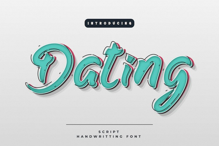 Dating example image 1