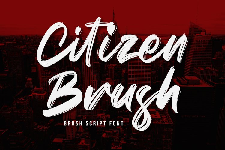 Citizen Brush example image 1