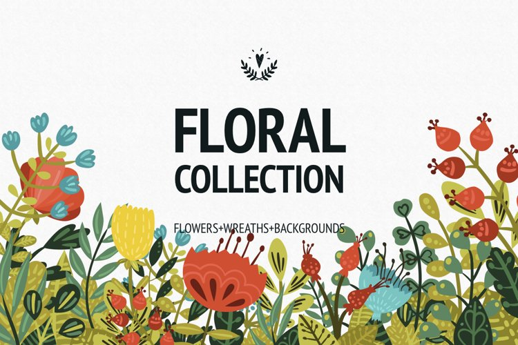 Floral collection example image 1