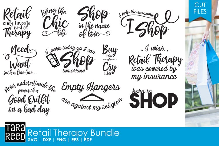 Retail Therapy Bundle example image 1