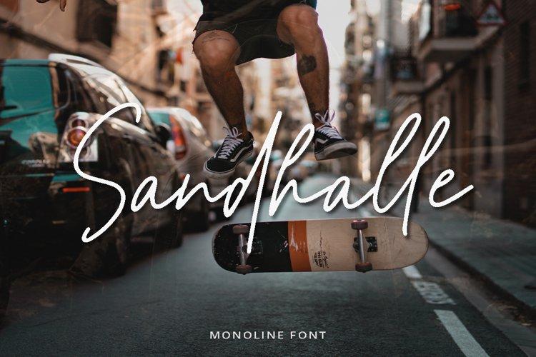 Sandhalle example image 1