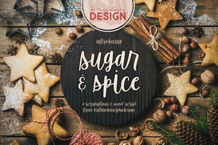 Sugar & Spice example image 1