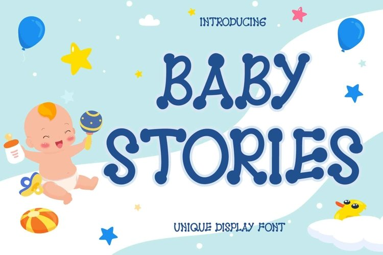 BABY STORIES example image 1