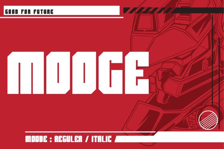 MOOGE example image 1