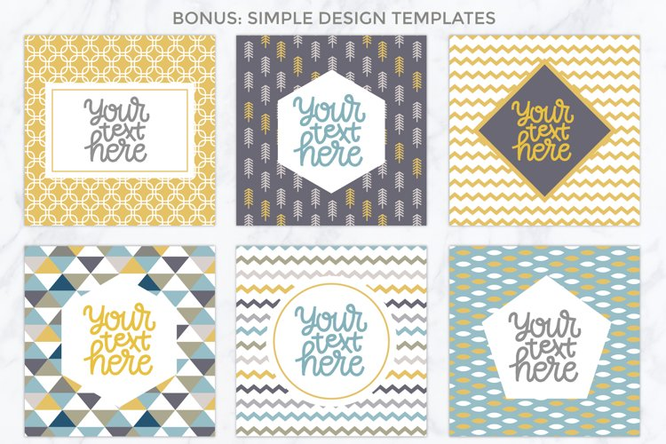 26 vector patterns Trendy Colors example 5