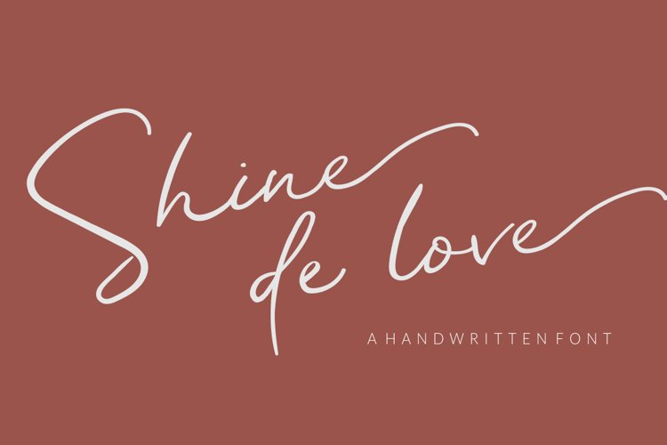Shine de Love example image 1
