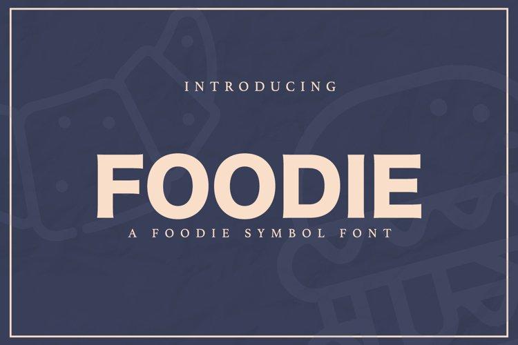 FOODIE example image 1