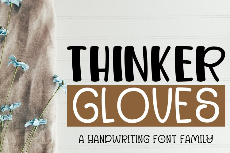 Thingker Gloves family example image 1