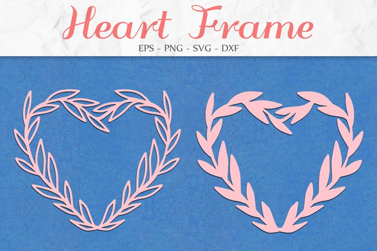 Valentine Heart Svg, Valentines Day Svg, Valentine Clipart example image 1