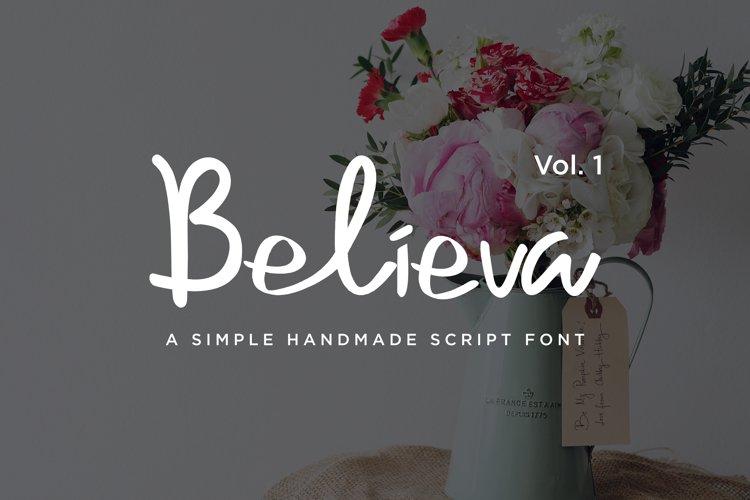 Believa example image 1