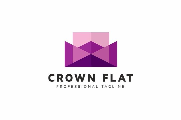 Crown Flat Logo example image 1
