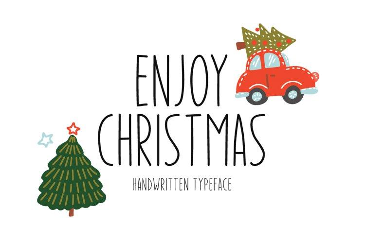 Enjoy Christmas example image 1