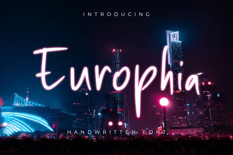 Europhia example image 1
