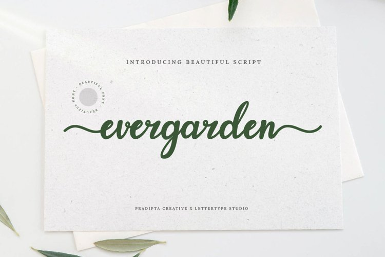 Evergarden example image 1