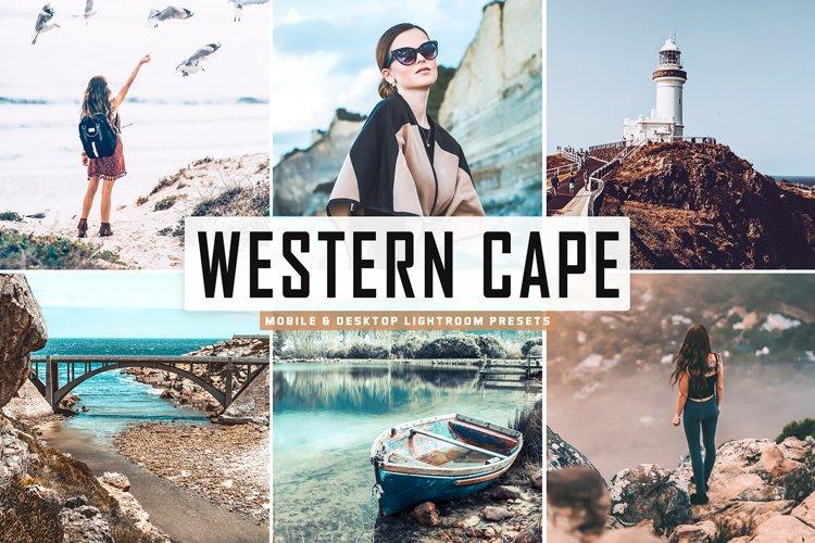 Western Cape Mobile & Desktop Lightroom Presets example image 1