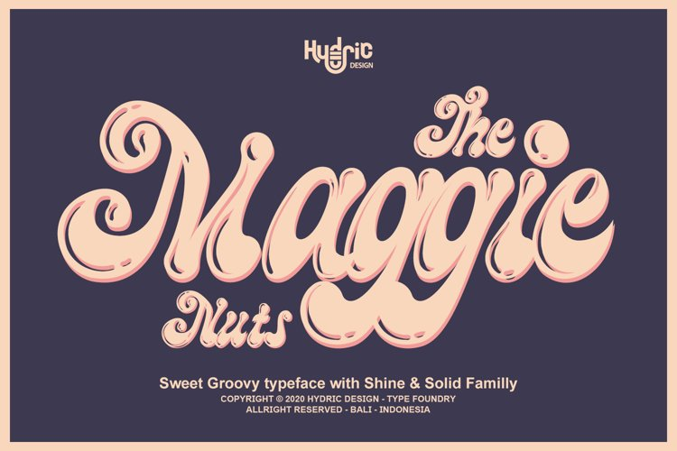 The Maggie Nuts - Playful Vintage & Retro