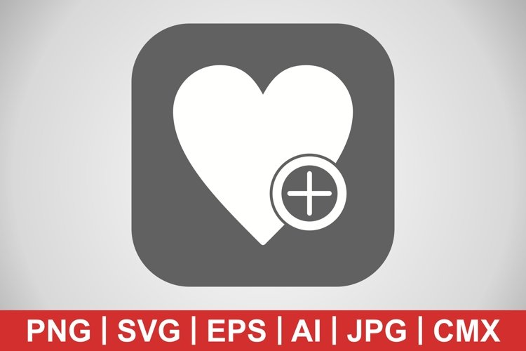 Vector Add To favorite Icon example image 1